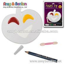 la cara de halloween kit de pintura de la cara de color