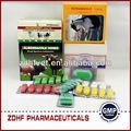 2014 nuevo producto albenza 200 mg tableta/veterinario de la medicina