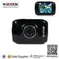 mini cámara de vídeo resistente al agua hd