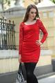 oem única vestido casual los patrones de ropa de moda de estilo