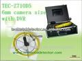 Tubo de vídeo de la cámara de inspección, la cámara de seguridad para el drenaje tec-z710d5