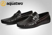 venta al por mayor de china a medida de cuero de cocodrilo zapatos