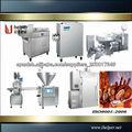 línea de producción de embutidos