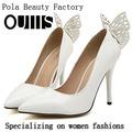 diseño de moda zapatos de tacón alto zapatos de mujeres pj3070