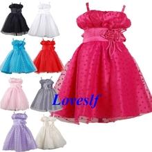 2014 loveslf china fabricante de prendas de vestir niños/ropa de niños/ropa/hermoso vestido de fiesta