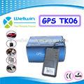 мини реального времени gps/gprs/gsm локатор трекер автомобиль автомобиля tk06 трек системы устройства