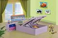 hidráulico cuadro camas para los adolescentes 8106