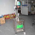 tabla de la lata puede nivelación de la máquina para pequeñas empresas