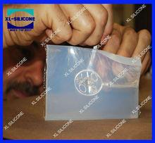Transparente Adición Cure silicona XL-9220