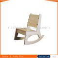 los niños de madera silla mecedora