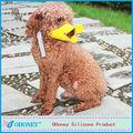 Eco- ambiente para mascotas productos para perros bozal de goma para el perro