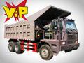 camiones howo minería rey
