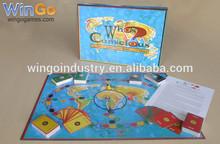 a medida de alta calidad en interiores juegos junta fabricante en china con precio competitivo