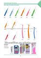 Desechables cepillo interdental/cuidado dental flex cepillo interdental