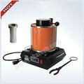 Nuevo Mini 2kg Naranja Oro Melting Equipment Hornos Making Oro Machine