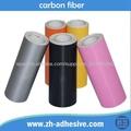 3d fibra de carbono para envolver coche película