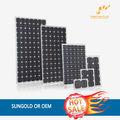prix panneau solaire de Sungold fabricants