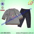 100% algodão novos produtos inverno vestuário infantil para a menina crianças roupas conjunto