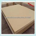 melamina de alta calidad de tableros mdf para constructure