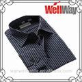 venta al por mayor de manga larga hombre regular transpirable ajuste camisetas de la marca