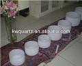 Cristal de cantar boles/cuencos de fabricación china