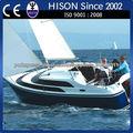 China, principal marca pwc hison relaxante fantasia barco à vela 7.85m catamarã