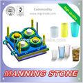 mgs molde fabricante de la fuente de garantía de calidad de inyección de plástico del molde