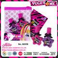 marca nuevo tipo de juguete juego de cosméticos con niños de esmalte de uñas al por mayor
