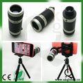 zoom óptico 8x telefoto tele de fotos para la lente de la cámara iphone