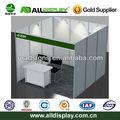 aluminio 3x3 feria portátil de stand de exposición