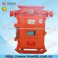 de entrada y salida misma caja de medidor eléctrico con led de la pantalla a prueba de explosiones 1140 660v