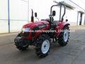 tractor agrícola 55hp 4 wd