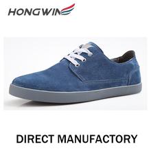de cuero nuevo estilo para los zapatos de los hombres