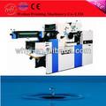 Win500s/np dos- color en offset de ley máquina de impresión con la numeración