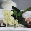 tallo de la flor proveedor artificial flores artificiales larga