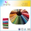 10 colores de felt,felt en 3 mm de espesor
