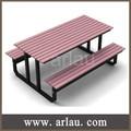 wpc madeira biblioteca mesa com cadeira banco tb57