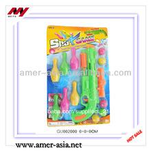 2013 caliente de la venta de juguetes de plástico mesa de ping- pong pistola pistola de juguete