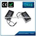 Reemplazo de wg04-810 battery+adapter de la impresora para canon selphy cp800 cp810/cp900