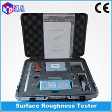 equipo de medición de rugosidad superficial