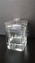 nouvelle bouteille classique de parfum en verre avec pulvérisateur à pompe pour les gros