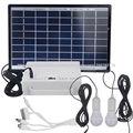 sistema portátil de iluminación solar