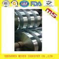 El papel de aluminio para el material aislante