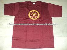 Hindu dios diseños t - shirt