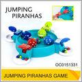 saltar pirañas juegos educativos juguetes juegos de disparos