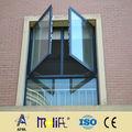 Zhejiang AFOL ventanas de aluminio moderna