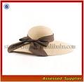 E137/ sombrero de ala ancha para mujeres/de paja/ de moda /sombrero para el sol/damas sombreros de playa/sand beach hat