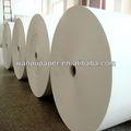 blanco y colores de papel glasina