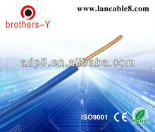 V 300/500 cable eléctrico nacional
