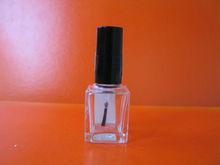 Plaza 15ml esmalte de uñas botella con tapa& cepillo
